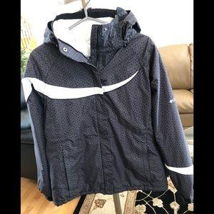 Columbia Sportswear Ski Jacket. Size Large, GUC